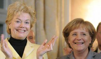Merkel unterstützt Anspruch von Vertriebenenverband (Foto)