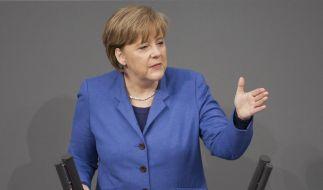 Merkel will «Ausstieg mit Augenmaß» (Foto)