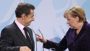 Merkel will Finanzsteuer notfalls nur im Euro-Raum (Foto)
