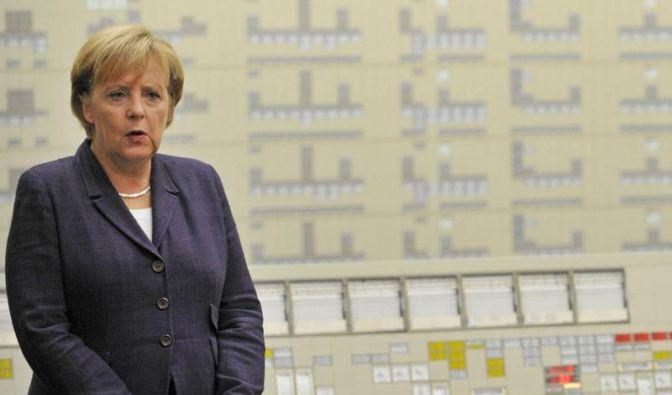 Merkel will gesellschaftlichen Energie-Konsens (Foto)