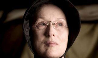 Meryl Streep in Glaubensfrage (Foto)