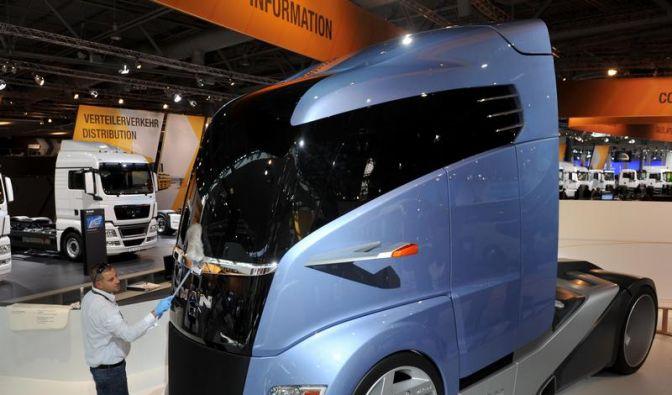 Messe IAA Nutzfahrzeuge bleibt bis 2020 in Hannover (Foto)