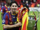 Messi stellt Torrekord von van Nistelrooy ein (Foto)