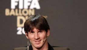 Messi zum zweiten Mal «Weltfußballer des Jahres» (Foto)
