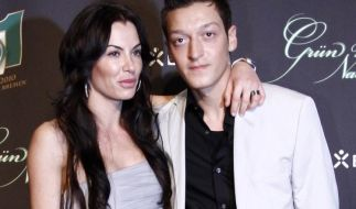 Mesut Özil und Anna Maria Lagerblom  (Foto)