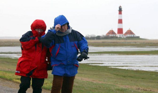 Meteorologen warnen vor Orkantief über Nordsee (Foto)