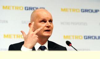 Metro will Preise senken - Gewinneinbruch 2011 (Foto)