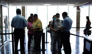 Mexico Schweinegrippe (Foto)