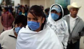 Mexico Swine Flu (Foto)