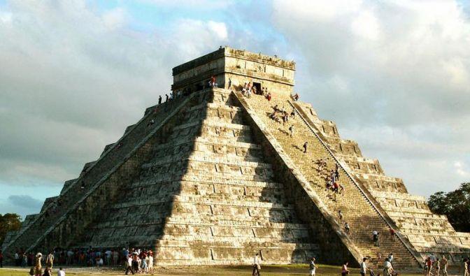 Mexiko setzt auf den Weltuntergang (Foto)