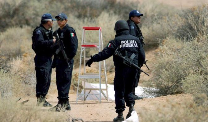 Mexikos Drogenkrieg fordert weitere Opfer (Foto)