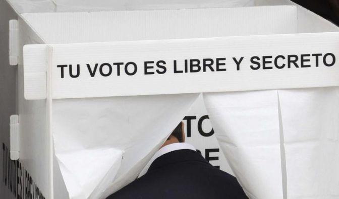 Mexikos Linke will Wahlen annullieren lassen (Foto)