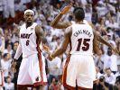 Miami fehlt noch ein Sieg zum NBA-Titelgewinn (Foto)
