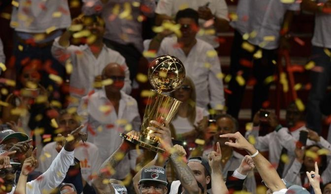 Miami Heat neuer NBA-Meister (Foto)