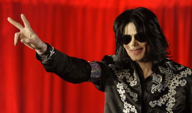 Michael Jackson (Foto)