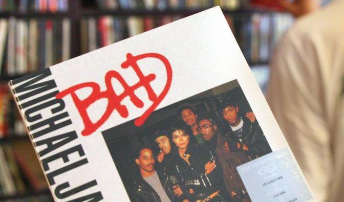 Michael Jacksons «Bad» kommt neu heraus (Foto)