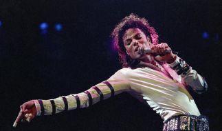 Michael Jacksons Überalbum Thriller wird 30 Jahre alt. (Foto)