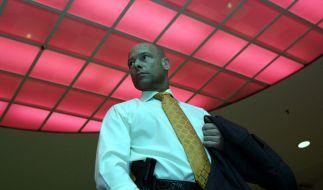 Michael Kuhr setzt Kopfgeld auf U-Bahn-Treter aus (Foto)