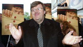 Michael Moore freut sich über Wall Street-Bewegung (Foto)