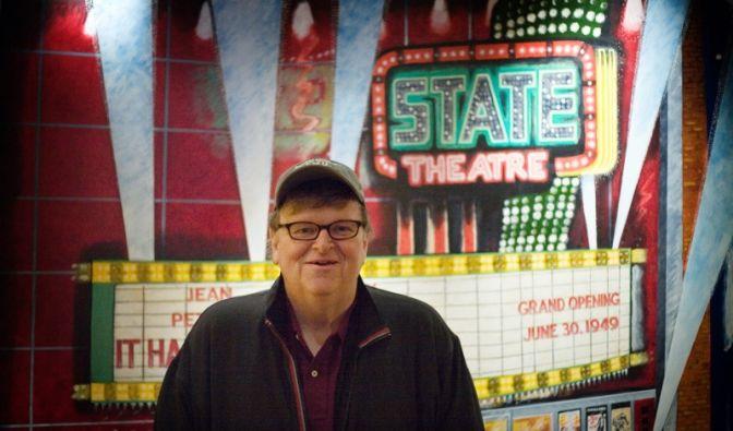 Michael Moore (Foto)