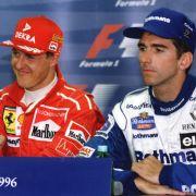 Damon Hill mit fieser Läster-Attacke! Schumi-Ära schadete dem Motor-Sport (Foto)