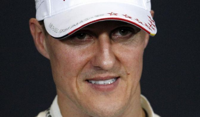 Michael Schumacher: «Das war das Maximum» (Foto)