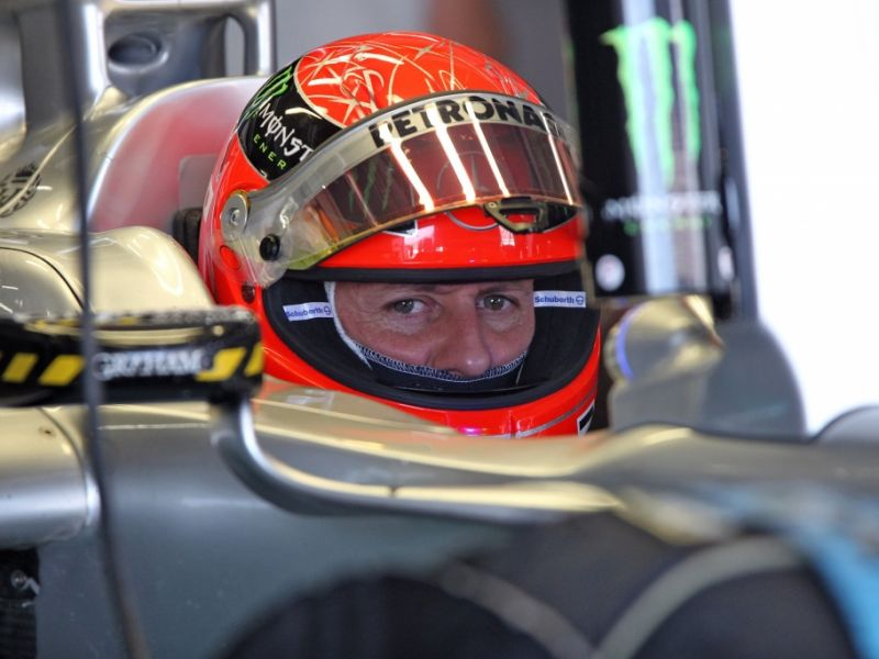 michael schumacher blick nach vorn corinna hat einen. Black Bedroom Furniture Sets. Home Design Ideas