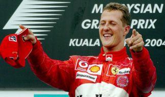 Michael Schumacher und seiner Familie stehen in nächster Zeit viele Veränderungen bevor. (Foto)