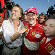 Ex-Ferrari-Boss verwirrt mit Äußerung über Schumi-Zustand (Foto)