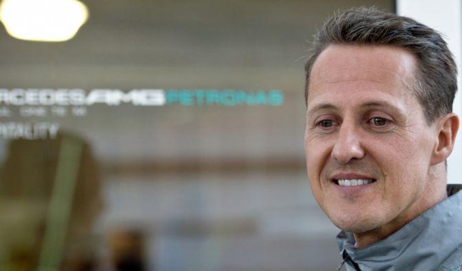 Michael Schumacher fuhr von 2010 bis 2012 für Mercedes in der Formel 1. (Foto)