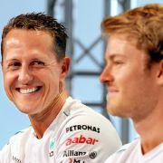 Diesen Psycho-Trick lernte Rosberg von Schumi (Foto)