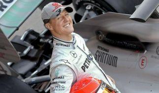 Michael Schumacher bestreitet in Sao Paulo sein letztes Formel-1-Rennen. (Foto)