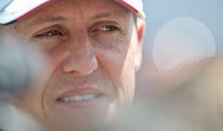 Michael Schumacher befindet sich nach seinem schweren Skiunfall 2013 noch immer in Reha. (Foto)