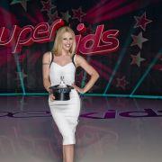 """Michelle Hunziker sitzt bei """"Superkids"""" in der Jury. (Foto)"""