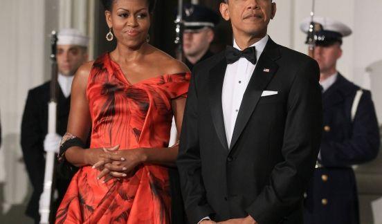 Michelle Obama (Foto)