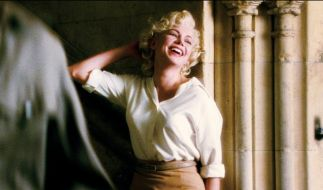 Michelle Williams betört als Marilyn Monroe (Foto)