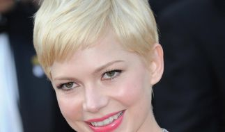 Michelle Williams: Monroe zu spielen war «Horror» (Foto)