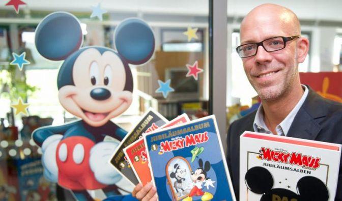 «Micky Maus»-Heft feiert 60. Geburtstag (Foto)