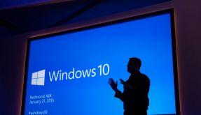 Microsoft bietet das Betriebssystem Windows 10 kostenlos an - Manchmal klopft die Werbung dafür zu häufig an die Tür. (Foto)