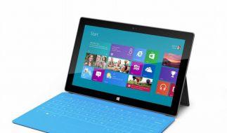 Microsoft bringt eigene Tablet-Computer heraus (Foto)