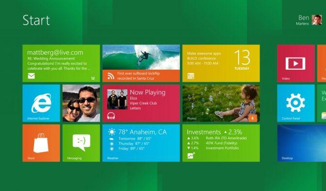 Microsoft drückt aufs Gaspedal: Windows 8 soll das schnellste aktuelle Betriebssystem sein. (Foto)