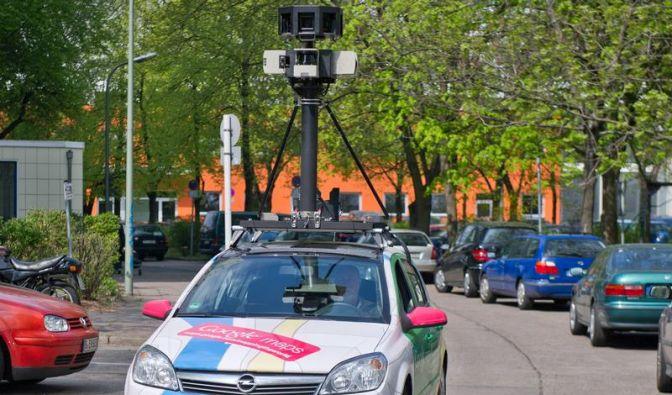 Microsoft startet Kamerafahrten für Streetside (Foto)
