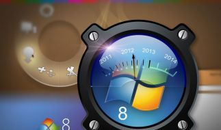 Microsoft stellt «Windows 8» vor (Foto)