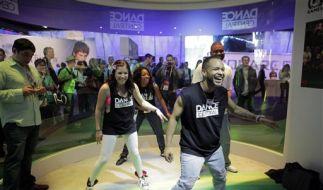 Microsoft zappelt sich durch die Gaming-Welt (Foto)