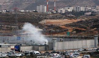 MIDEAST ISRAEL PALESTINIANS (Foto)