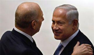 MIDEAST ISRAEL POLITICS (Foto)