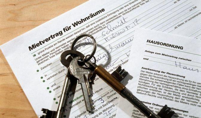 Mieter hat Hausrecht über Wohnung (Foto)
