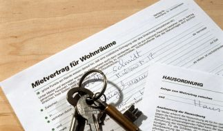 Mietvertrag Wohnung (Foto)