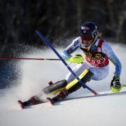 Velez Zuzulova gewinnt Slalom in Flachau - Dürr stark (Foto)