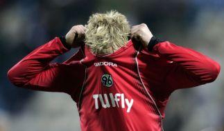 Mike Hanke Hannover 96 (Foto)